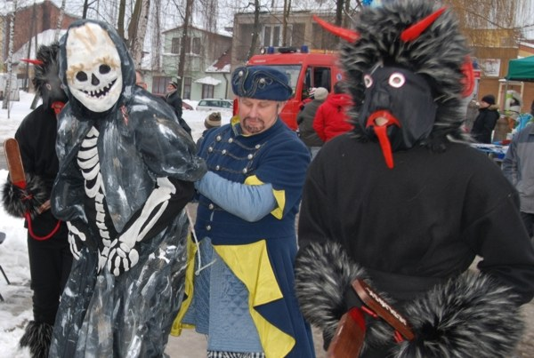 Decapitation of  Death in Jedlinsk
